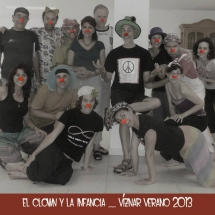 Clowns Jesus Jara
