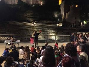 Quique en Alcazaba