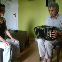 Roberto Alvarez Orquesta Color Tango